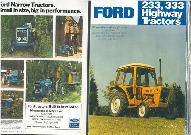 Ford 7600 Problems : Ford