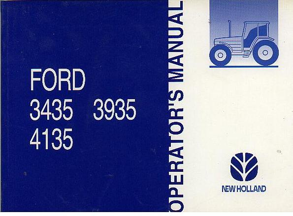 new holland tractor manuals online