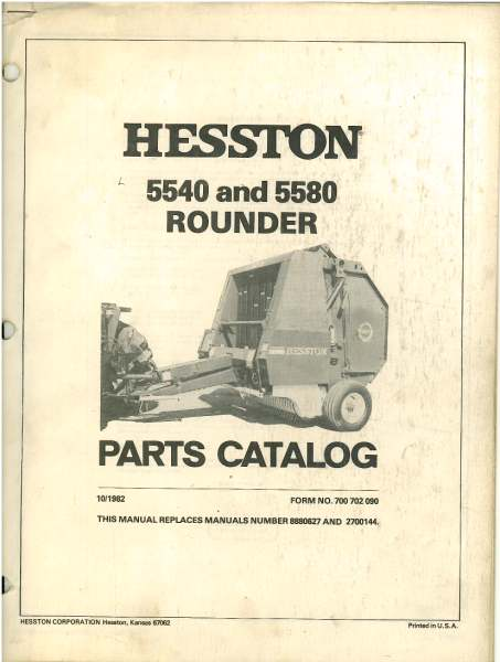 Hesston also Hesston further Round Flanged Disc Diagram furthermore Hesston Baler Rounder Parts Manual P as well Us D. on hesston parts diagram