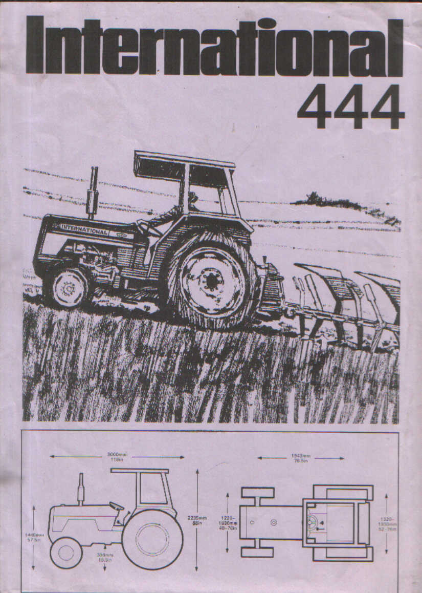 tractor data sheet Collecting, restoring and using ihc farmall antique tractors includes specs, history, pictures and articles of interest to collectors, admirers and users of antique.