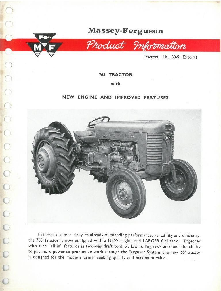 New Tractor Motors : Massey ferguson tractor new engine features product
