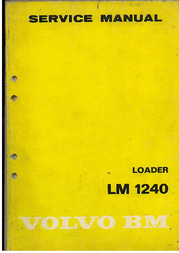 March 2018 volvo bm wheel loader lm 1240 service manual fandeluxe Gallery