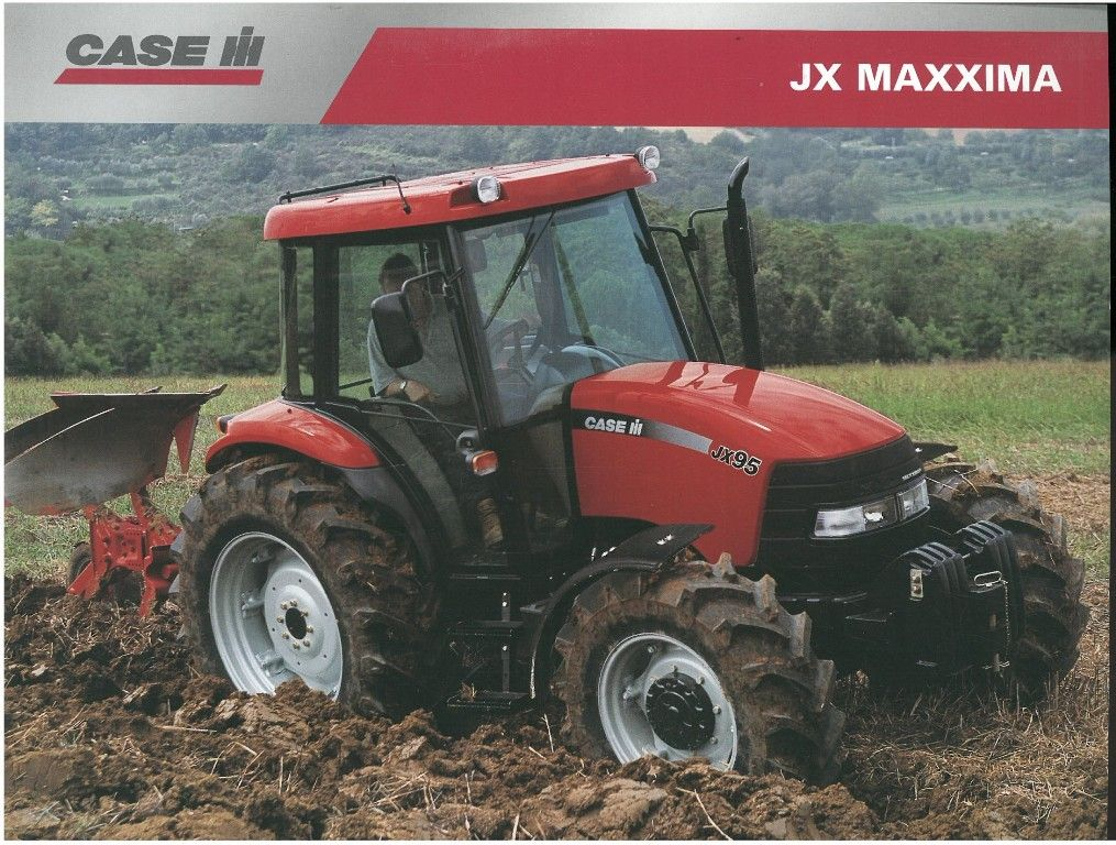 case jx 95 service manual