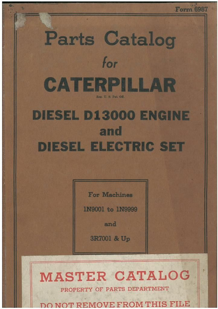 home > construction manuals > caterpillar construction equipment manuals