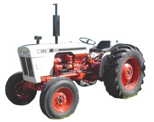 Case 990 Farm Tractors Parts : David brown tractor q n parts manual