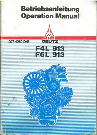 deutz engine f4l 913 f6l 913 operators manual rh agrimanuals com deutz engine manual for 513r deutz engine manual f3l 1011 f