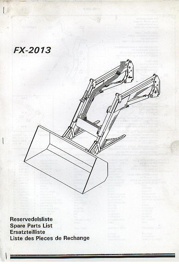 howard lemken tri ag loader fx 2013 parts manual. Black Bedroom Furniture Sets. Home Design Ideas