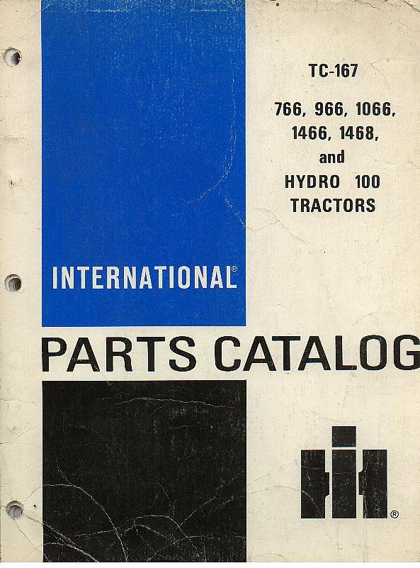 on ih 966 tractor wiring harness for
