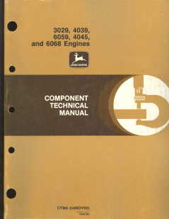 john deere 4039t engine service manual expert user guide u2022 rh ndayo com Customer Service Books Manual Book