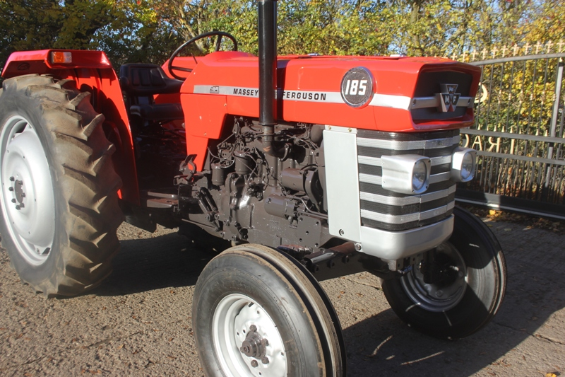 massey ferguson tractor 185 all 3 manuals ops parts workshop rh agrimanuals com Massey Ferguson 165 Massey Ferguson 180