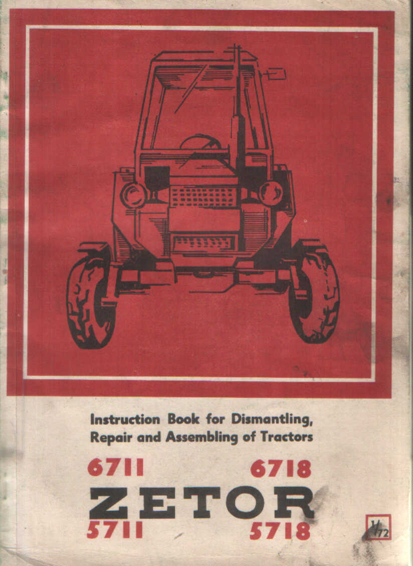 Zetor Manuals 1995 Toyota Supra Air Conditioning System 8211 Troubleshooting Array Tractor 5711 5718 6711 6718 Workshop Service Manual Rh Agrimanuals