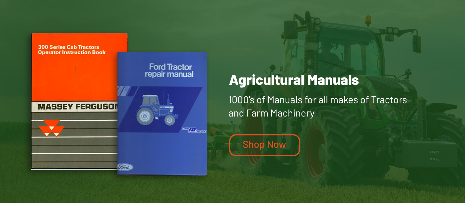 Agricultural Manuals